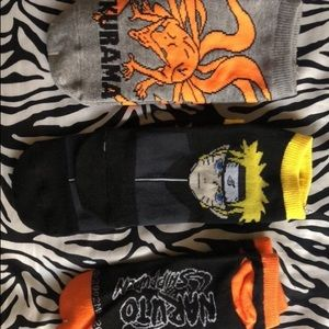 Other - NARUTO Socks